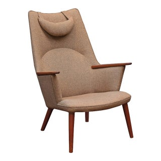 Hans Wegner AP 27 Armchair For Sale
