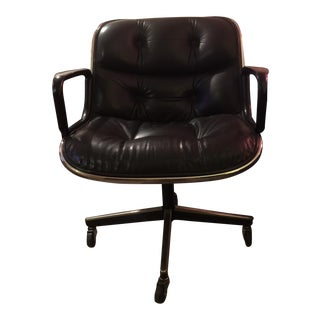 Knoll International Pollock Executive Chair