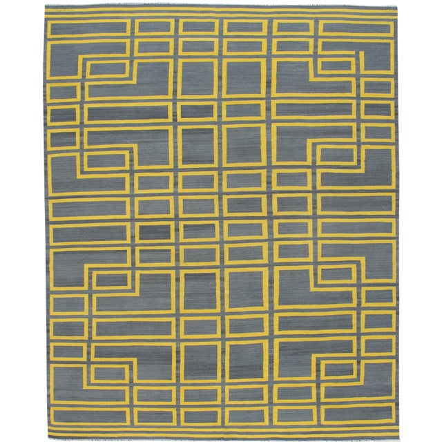 21st Century Modern Kilim Rug For Sale