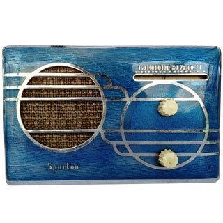 "Sparton Model 500C ""Cloisonné"" Catalin Radio For Sale"