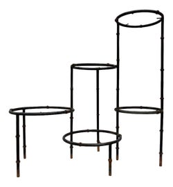 Image of Mid-Century Modern Plant Stands