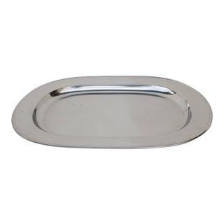 Gabis Stainless Steel Platter For Sale