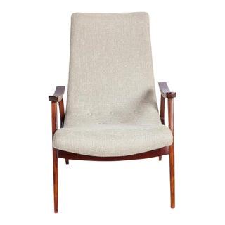 Gelli Mid-Century Modern Brazilian Armchair For Sale