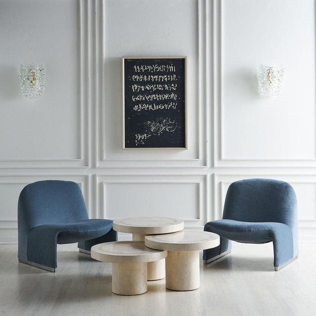 The Alky chair was designed by Giancarlo Piretti for Castelli in 1969. Sculptural, fantastic modern design - the Alky...