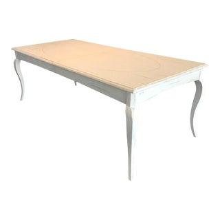 Grange Medallion Dining Table For Sale