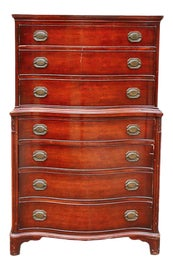 Image of Hepplewhite Chests of Drawers