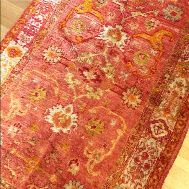 Silk Oriental Rug - 3'5'' x 6' - Image 7 of 7