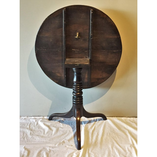English Country Oak Side Table, Circa 1860 - Image 6 of 11