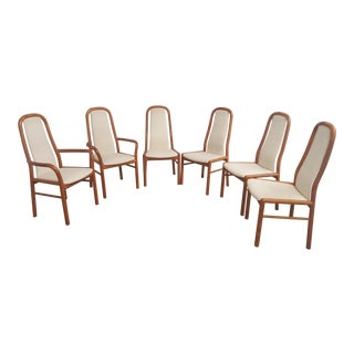1980s Boltinge Danish Chairs - Set of 6 For Sale