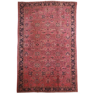 "RugsinDallas Turkish Sparta Wool Rug - 12'1"" X 18'9"" For Sale"