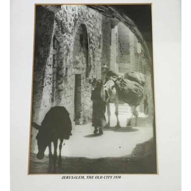 Photograph Jerusalem,The Old City 1930 For Sale - Image 4 of 9