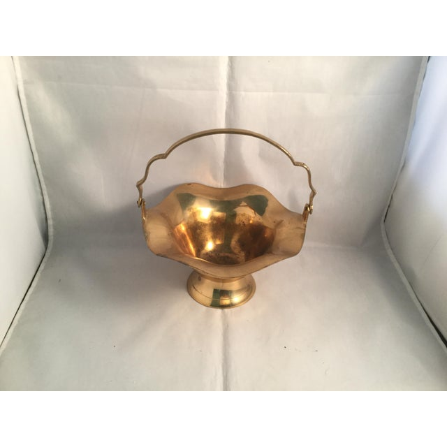 Brass Wedding Basket For Sale In Columbia, SC - Image 6 of 6