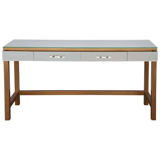 Mirrored Console Table For Sale - Image 10 of 10