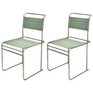 Pair of Marcel Breuer B5 Chair