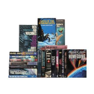 Midcentury Science Fiction Novels, S/20 For Sale
