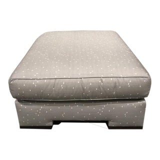 Thomas O'Brien for Century Furniture Benson Ottoman For Sale