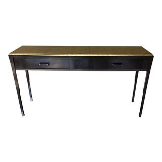 Baker Furniture Grand Rapids Rill Hall Table by Bill Sofiled For Sale
