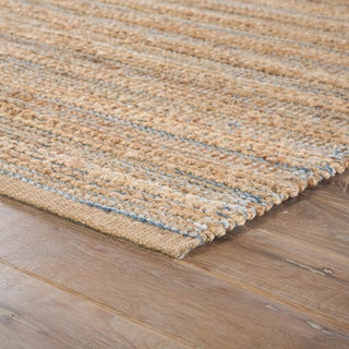 Jaipur Living Canterbury Natural Beige/ Blue Area Rug - 9′ × 12′ Preview