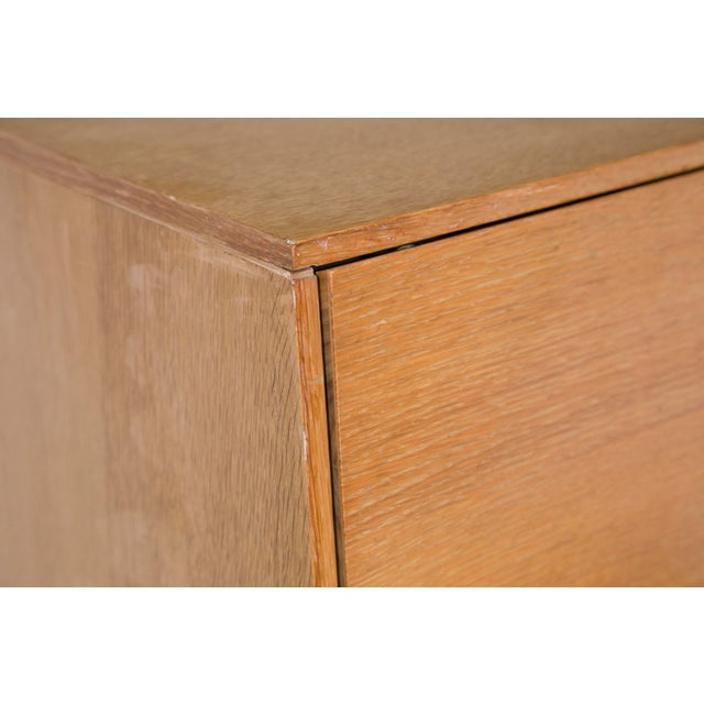 R. Loewy for Mengel Mid-Century Secretary Cabinet For Sale - Image 5 of 8