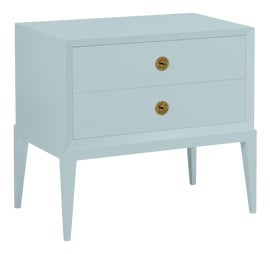 Image of Blue Nightstands