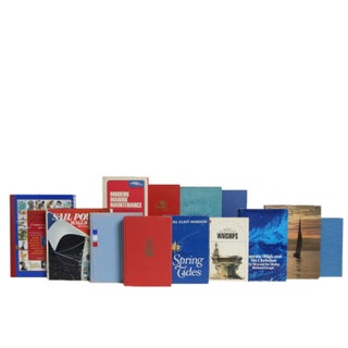 American Nautical Book Set, S/18 Preview