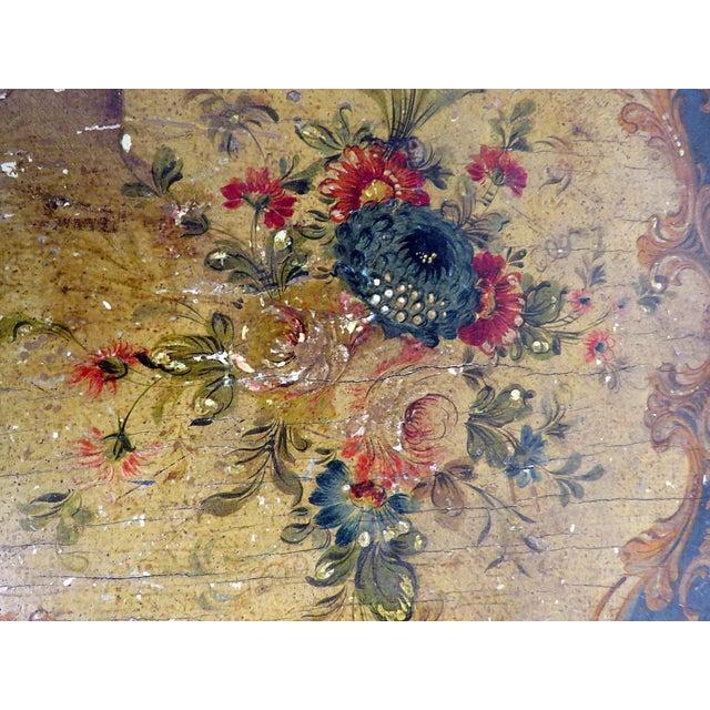 18th Century Italian Venetian Tray Table For Sale In Philadelphia - Image 6 of 9