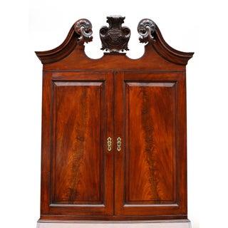 18th Century George II Mahogany Secretary Bookcase Preview