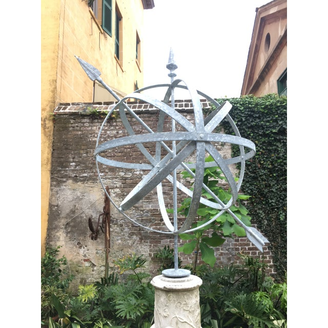 Monumental armillary - Image 5 of 8