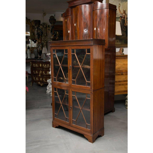 19th Century Dwarf English Bookcase - Image 3 of 10