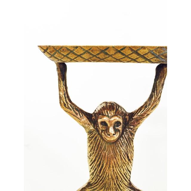 Vintage Brass Monkey Dish - Image 4 of 5