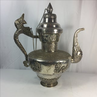 1920s Intricate Chinese Teapot Preview