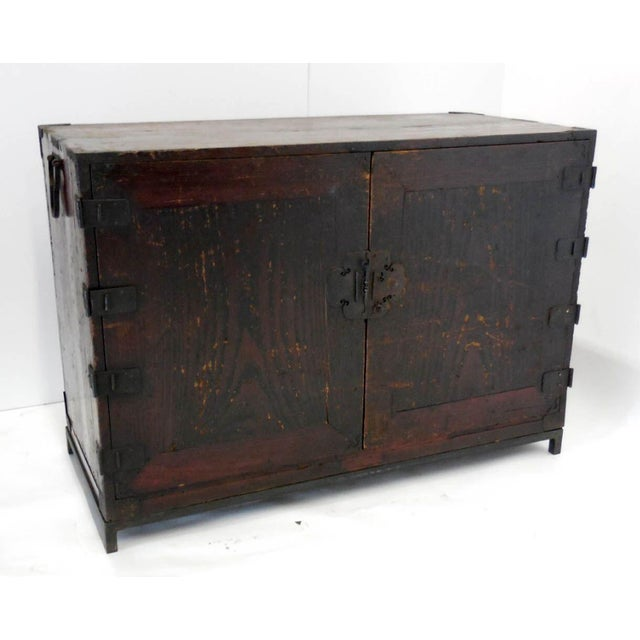 Japanese 18th Century Chest - Image 3 of 8