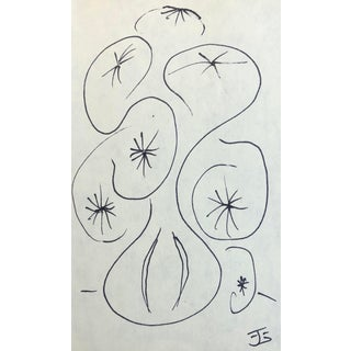 James Bone Small Modern Drawing For Sale