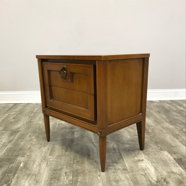 Basic Witz Mid Century Nightstands - a Pair - Image 5 of 11