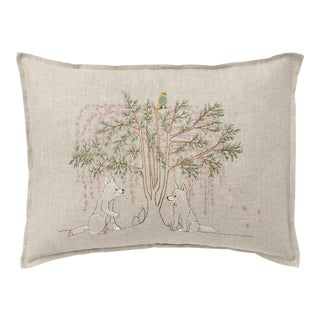 Friendship Tree Pillow For Sale