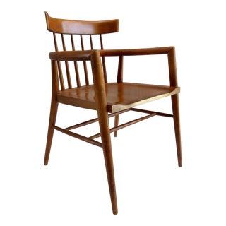Mid-Century Modern Paul McCobb Bentwood Arm Chair