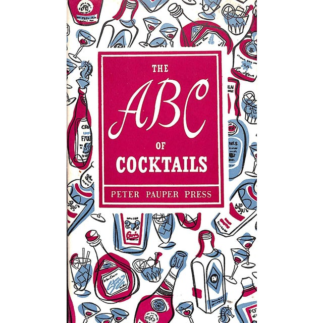 The ABC of Cocktails Book - Image 6 of 6