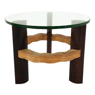 Elegant Coffee Table by Osvaldo Borsani From 1950 For Sale