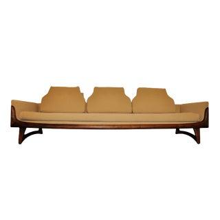 Original Adrian Pearsall Gondola Sofa Couch For Sale