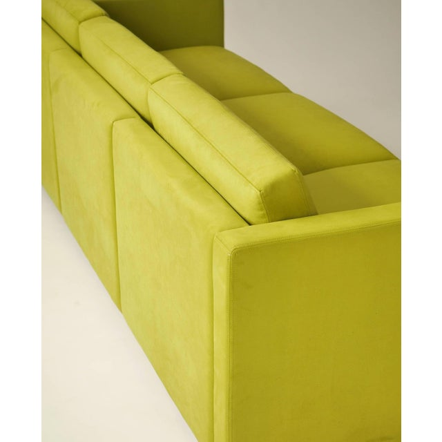 Charles Pfister Three-Seat Sofa for Knoll - Image 6 of 6