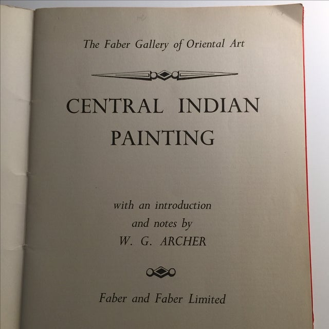 Asian Central Indian Painting For Sale - Image 3 of 8