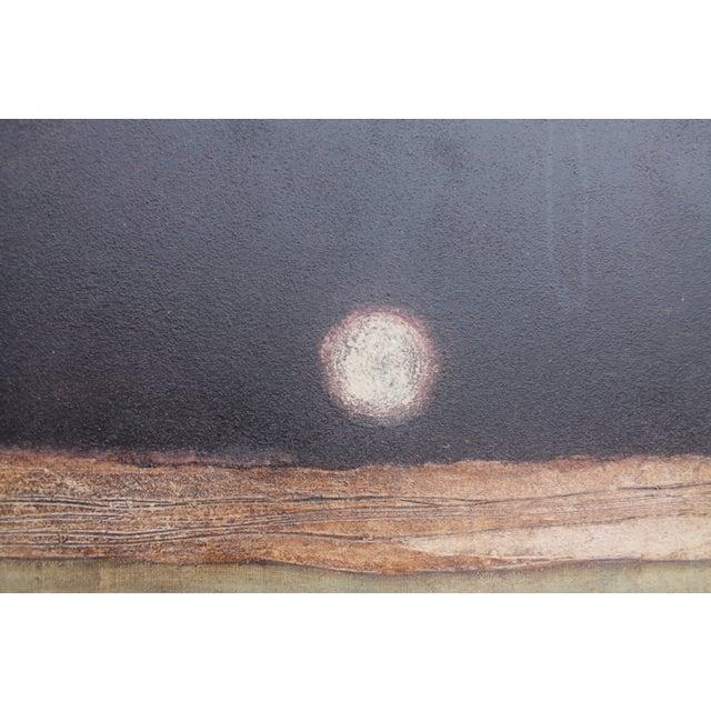 "Denyll Darius ""Soul Birds"" Painting - Image 5 of 11"