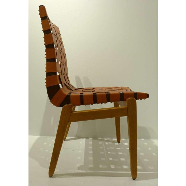 Knoll Set of Six Abel Sorenson Chairs for Knoll For Sale - Image 4 of 9