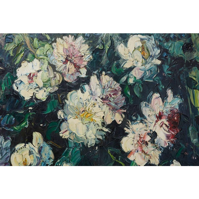 Emeric Vagh-Weinmann, Peonies, 1964 For Sale In New York - Image 6 of 11