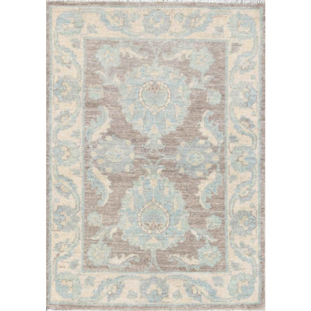 "Pasargad Ferehan Wool Area Rug - 2'2"" X 3'1"" For Sale"