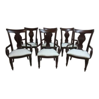 Pennsylvania House Cherry Dining Chairs - Set of 6 For Sale