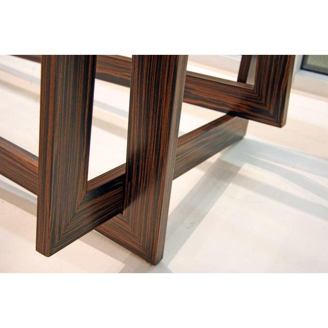 "Raniero Aureli's Custom ""Soqquadro"" Table For Sale In Los Angeles - Image 6 of 8"
