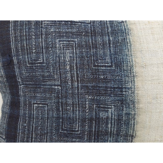 Yao Hill Tribe 1000 Pleat Skirt Pillow - Image 3 of 5