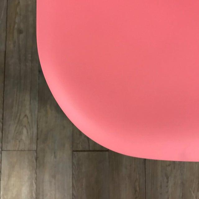 Pink Mid-Century Bar Stools - Set of 2 - Image 8 of 11