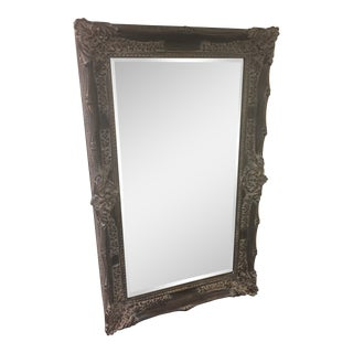 Antique French Floor Mirror For Sale